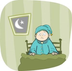 Miedo a dormir con luz apagada