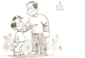 Atención Padre a hijo