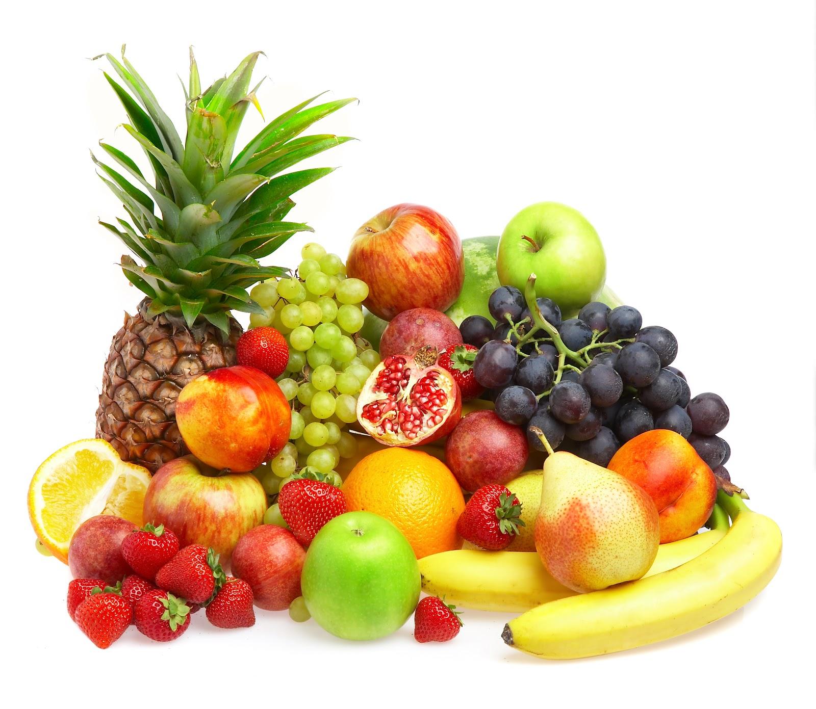 comer frutas